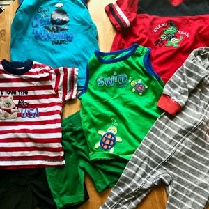 Other - Bargain Lot of Toddler boys clothes!